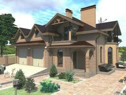 Проектирование коттеджей жилых домов