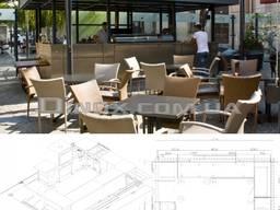 Проектирование кухонь HoReCa, технологическое проектирование
