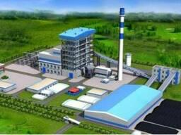 Проектирование, реконструкция ТЕЦ на альтернативное топливо