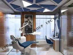 Проектирование стоматологических клиник, кабинетов