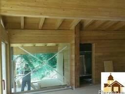 Проектирование, строительство деревянных домов в сруб Купить