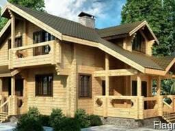 Проектирование и строительство деревянных домов.