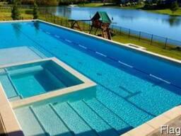 Проектирование Строительство Реконструкция бассейнов