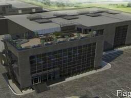 Проектирования промышленных зданий
