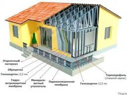 Проектируем и строим: дома, гостиницы, офисы, склады, бани