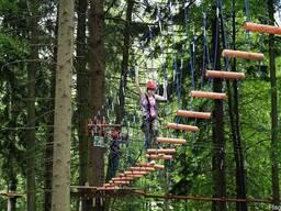 Проектируем и строим веревочные парки