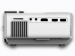 Проектор портативный с динамиком Lejiada YG400 (006944)