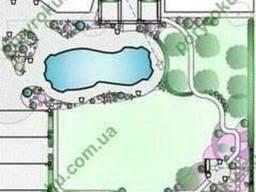 Проектування, дизайн ландшафту. Київ, Буча, Ірпінь, Ворзель