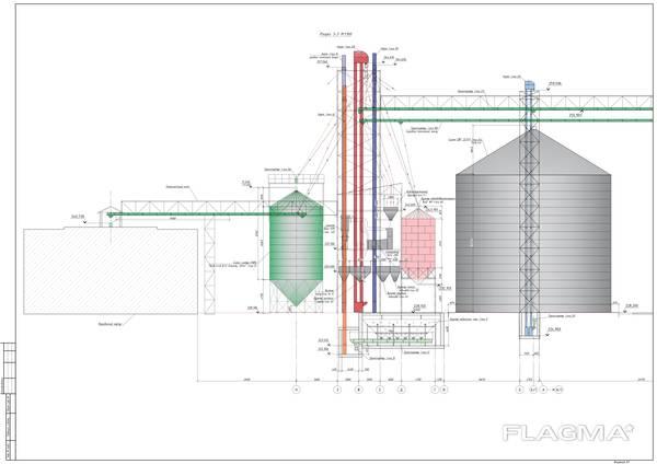 Проектування житлових, промислових будівель та споруд