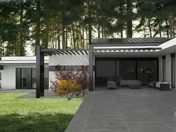 Проекты домов. Архитектурное проектирование.