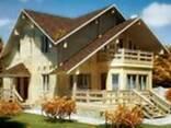 Проекты каркасных домов - фото 1