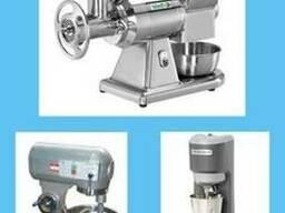 Професійне БУ електромеханічне обладнання для кухні.