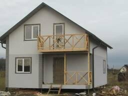 Професійно будуємо каркасні будинки