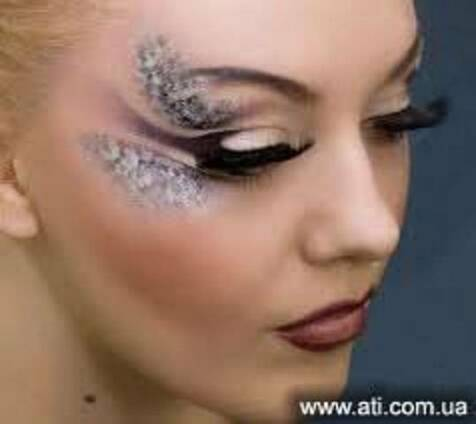 Professional make-up Визаж