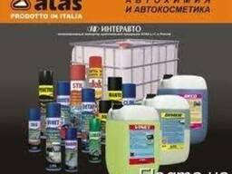 Профессиональная автохимия Atas (Италия)