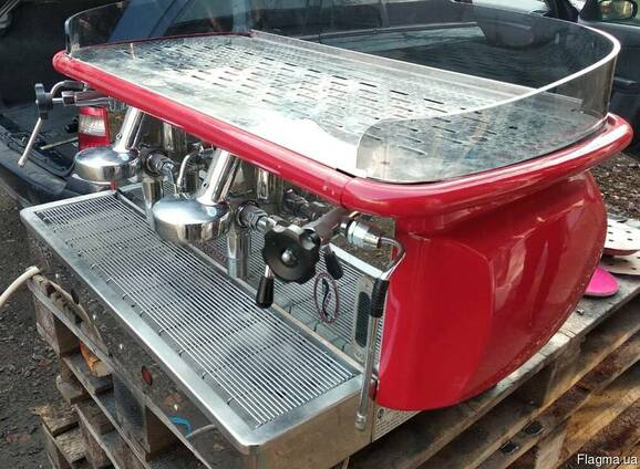 Профессиональная кофеварка Fiorenzato Lido 2 поста