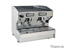 Профессиональная кофеварка Sab 2 поста