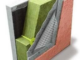 Профессиональная линейка материалов для утепления фасада