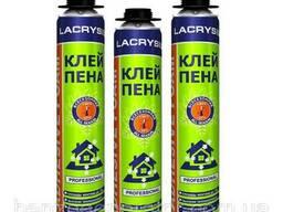Профессиональная пена-клей Lacrysil, бежевая