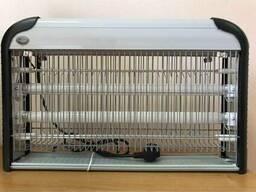 Профессиональная уф лампа от мух Sanico IK-206 30w