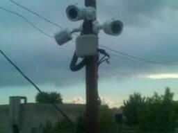 Профессиональная установка систем видеонаблюдения «под ключ»