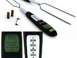 Профессиональный цифровой термометр-вилка для мяса S-222