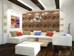 Профессиональный дизайн квартир, домов, ресторанов, офисов - фото 3