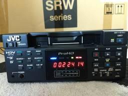 Профессиональный HDV, DVCAM, DV, Mini DV видеомагнитофон JVC BR-HD50E