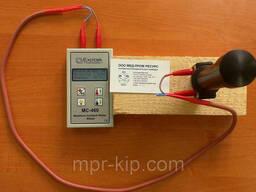 Профессиональный игольчатый влагомер древесины Exotek MC-460 с выносным датчиком S-10. .. .