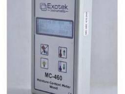 Профессиональный игольчатый влагомер Exotek MC-460