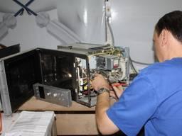 Профессиональный ремонт микроволновых печей любых марок
