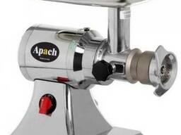 Профессиональные мясорубки Apach(Италия) промышленные измел.