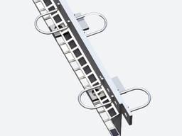 Профиль для деформационного шва ПДШ Альфа-профиль α-90
