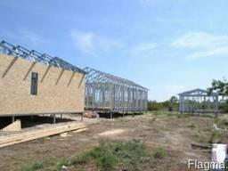 Профиль ЛСТК (БМЗ) для каркасного строительства Днепропетров