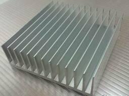 Алюминиевый радиаторный профиль 188x35 АД31 Т5 ГОСТ цена