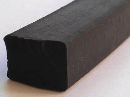 Профиль резиновый пористый прямоугольный 15х20