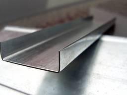 Профиль С оцинкованный стальной