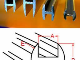 Профиль витражный свинцовый протяжка для витражей шинка