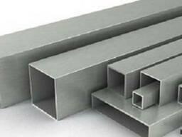 Алюминиевая труба квадратная 30х30х2мм