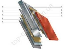 Профнастил ПС-8 для подшивы и заборов.