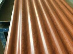 Профнастил волновой, шифер стальной, металлошифер