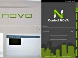 Програмне забезпеченняПрограма «Control-Nova»