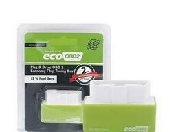 Программатор Eco OBD2 для чип-тюнинга газ, бензин и дизельны