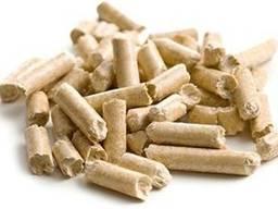 Деревні гранули пелети / wood pellets