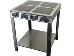 Производим индукционные плиты для ресторанов