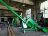 Протравитель семян шнековый ПНШ-5 с подборщиком (Виробник) - фото 1