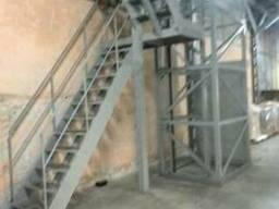 Производим складские грузовые платформенные подъемники ППГ - фото 3