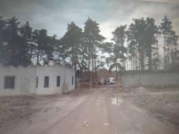 Производственная база город Обухов
