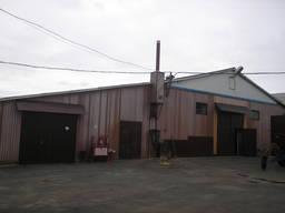 Производственная база/склады 2600 кв. м. , 40 соток.