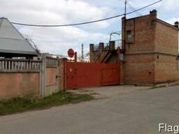 Производственная база в Крыму (Керчь).